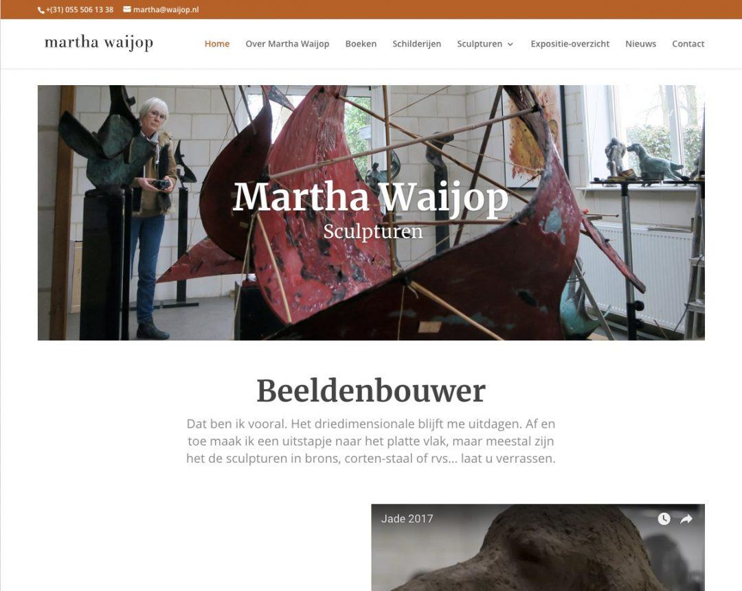 Martha Waijop Sculpturen